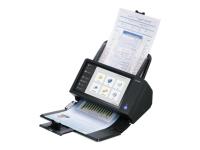 imageFORMULA ScanFront 400 - 216 x 356 mm - 600 x 600 DPI - 45 Seiten pro Minute - 45 Seiten pro Minute - ADF-Scanner - Schwarz - Weiß