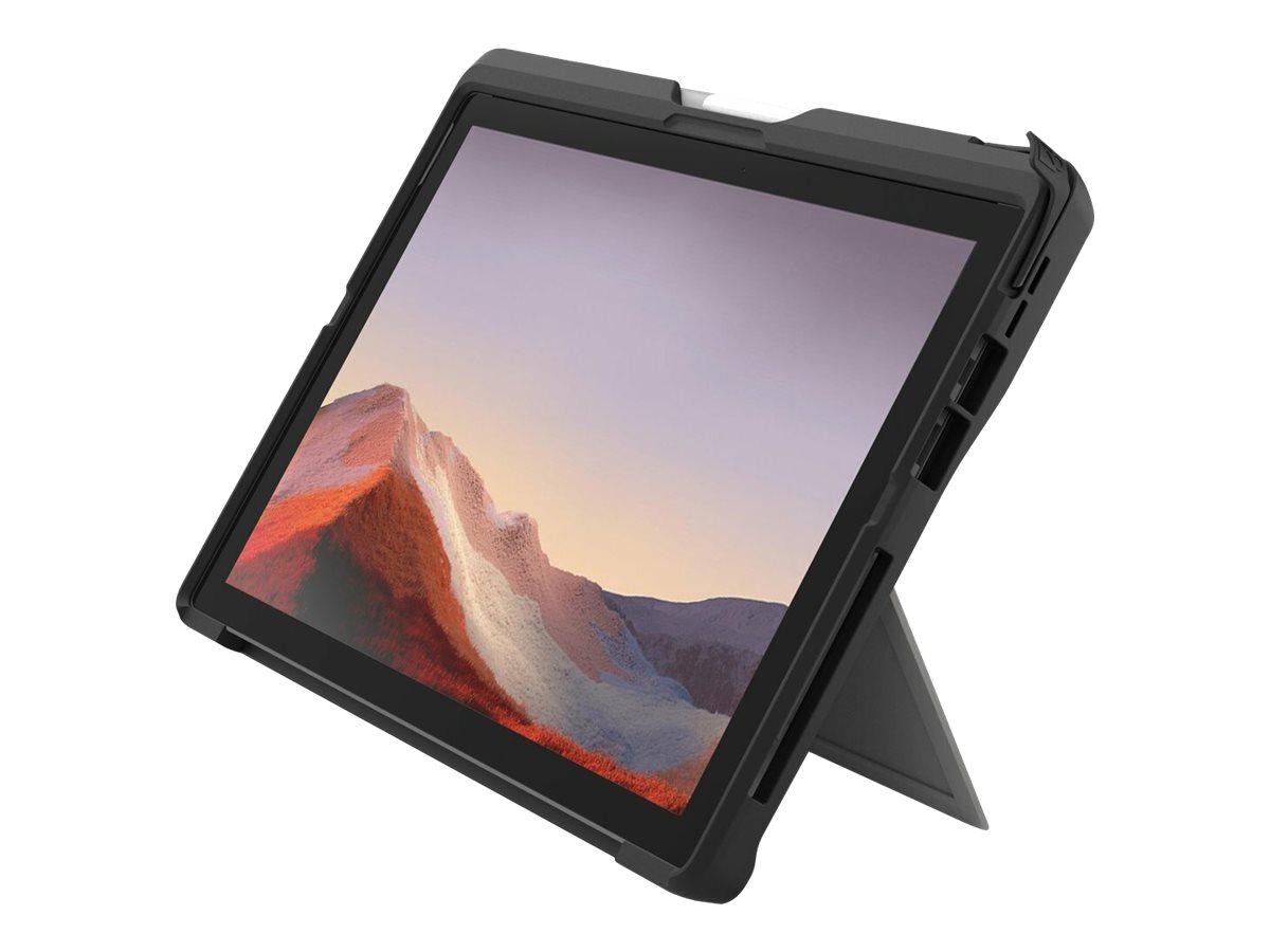 Vorschau: Kensington BlackBelt 2nd Degree Rugged Case for Surface Pro 7, 6, 5, & 4 - Schutzhülle für Tablet - widerstandsfähig - Verwaltung - für Microsoft Surface Pro (Mitte 2017)