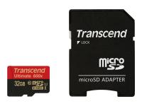 32GB microSDHC Class 10 UHS-I (Ultimate) 32GB MicroSDHC MLC Klasse 10 Speicherkarte