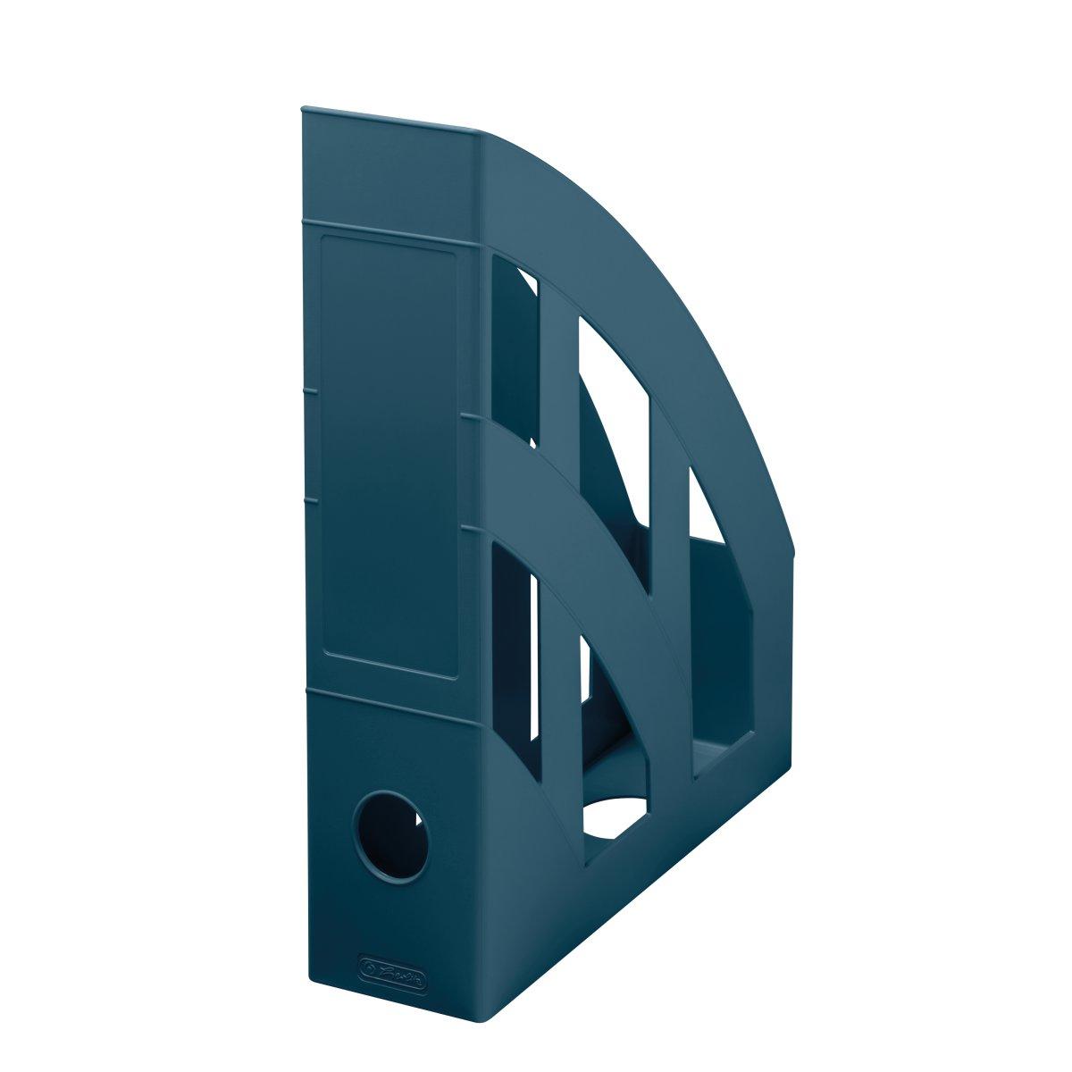 Vorschau: Herlitz 50033997 - Kunststoff - Blau - A4 - Deutschland - 1 Stück(e)