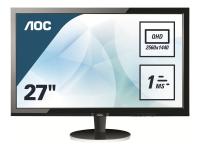 Q2778VQE Computerbildschirm 68,6 cm (27 Zoll) Wide Quad HD LED Flach Schwarz