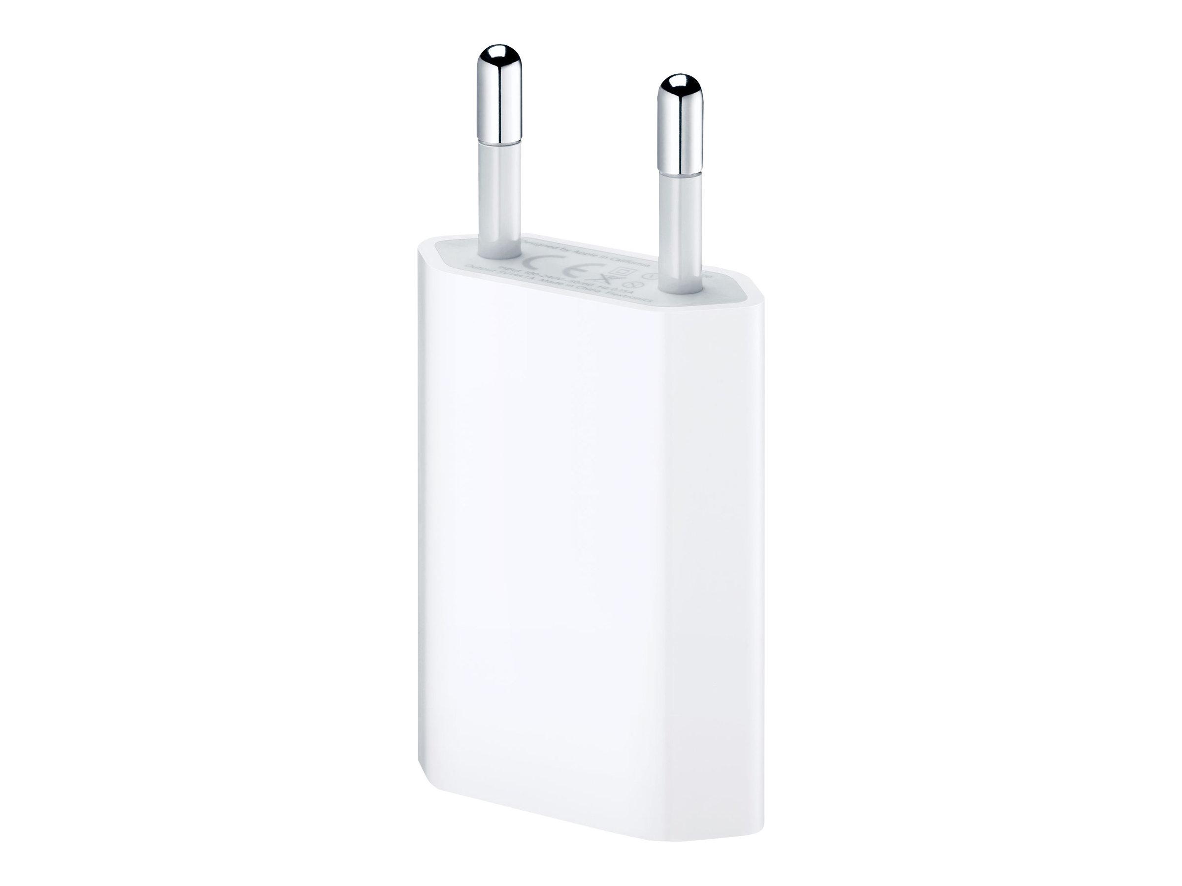 Apple 5W USB Power Adapter - Netzteil - 5 Watt (USB)