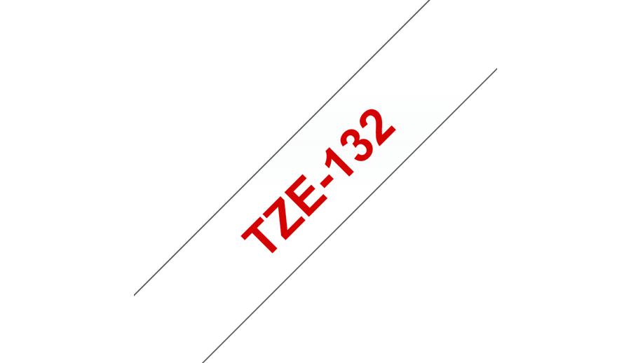 Brother TZe132 Etiketten / Beschriftungsbänder