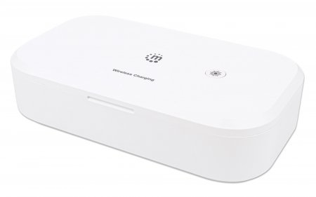 Manhattan 180283 - Weiß - 410 nm - UV-C - Kunststoff - CE FCC - USB