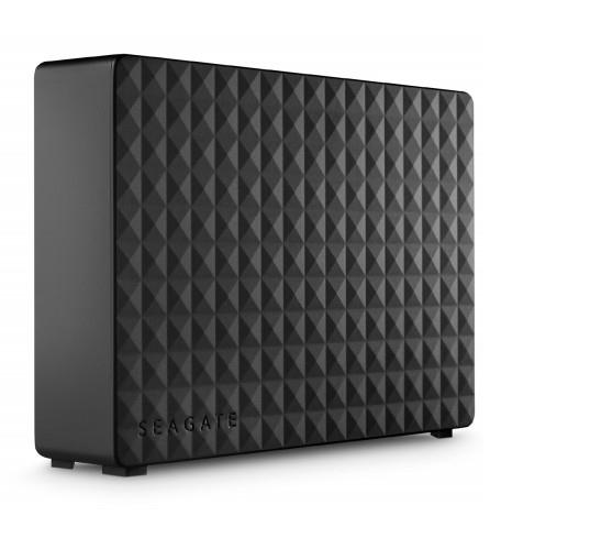 Seagate Expansion Desktop 4TB 4000GB Schwarz Externe Festplatte