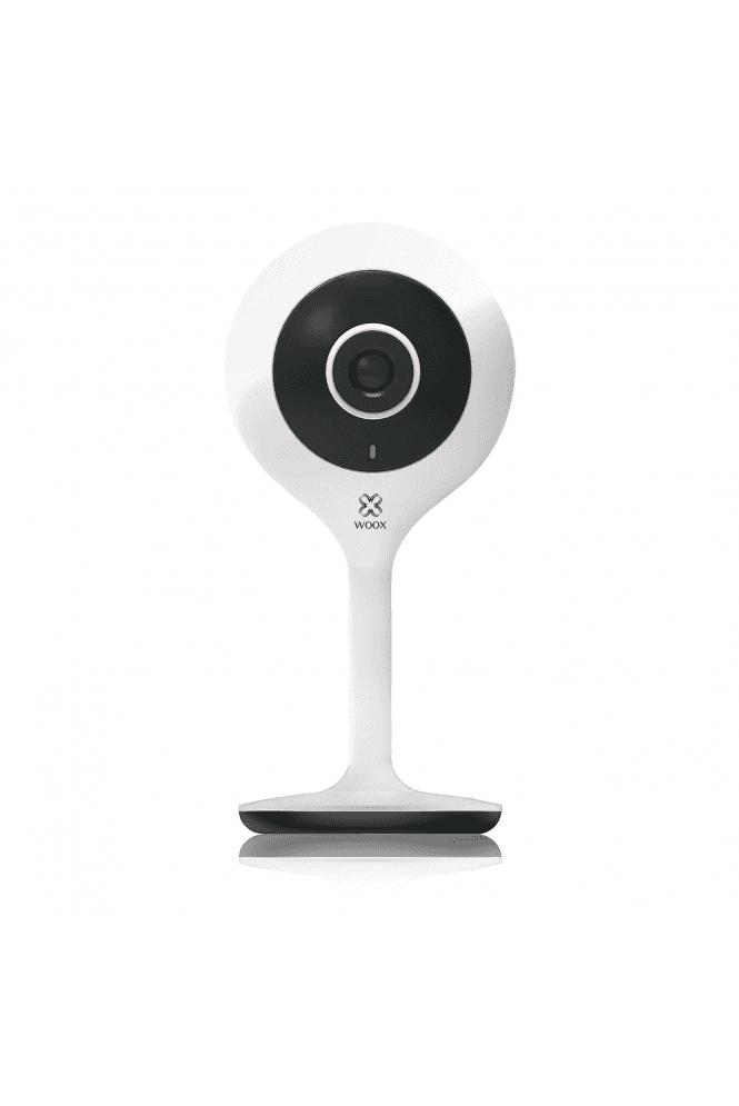 Woox R4600 - IP-Sicherheitskamera - indoor - Kabellos - Sphärisch - Tisch/Bank - Weiß
