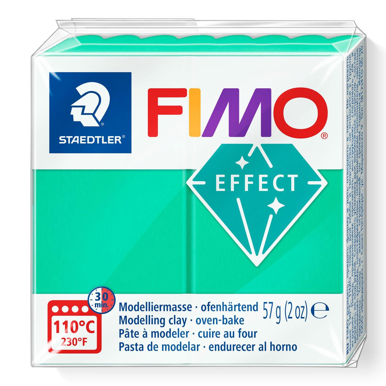 Vorschau: STAEDTLER FIMO 8020 - Knetmasse - Grün - Durchscheinend - Erwachsene - 1 Stück(e) - 1 Farben - 110 °C