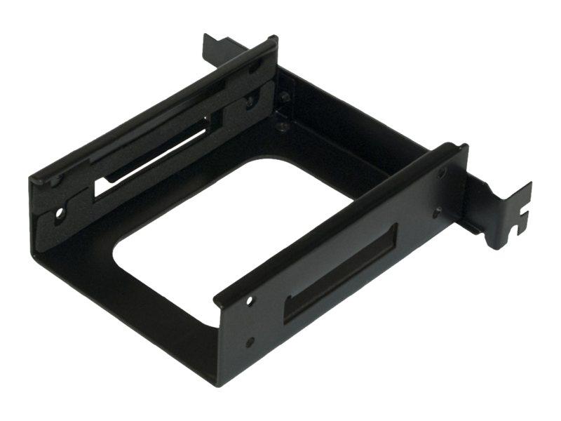 """LogiLink Einbaurahmen für Festplatte im PCI-Steckplatz - Kapazität: 2 Festplatten (2,5"""")"""
