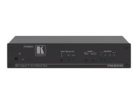 Kramer VM-24HC 2x1:4 HDMI Switcher & Distribution Amplifier - Video-/Audio-Splitter - 4 x HDMI