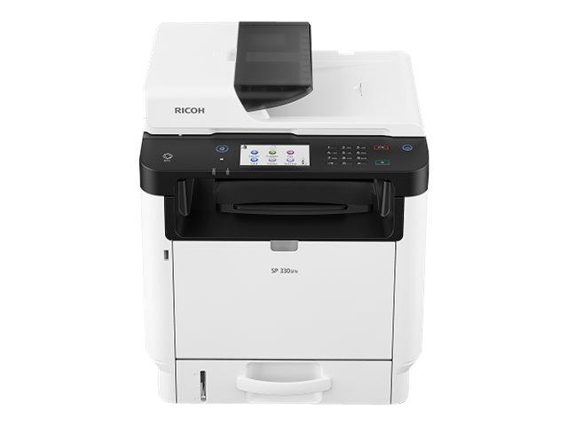 Ricoh SP 330SN - Multifunktionsdrucker - s/w - Laser - A4 (210 x 297 mm)