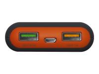 POWERBANK P3 - Ladegerät 7800 mAh - 2 Ausgabeanschlussstellen (USB (nur Strom))
