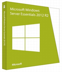 Microsoft Win Server 2012 R2 Essentials 2CPUROK - Windows Server 2012 R2 - Niederländisch