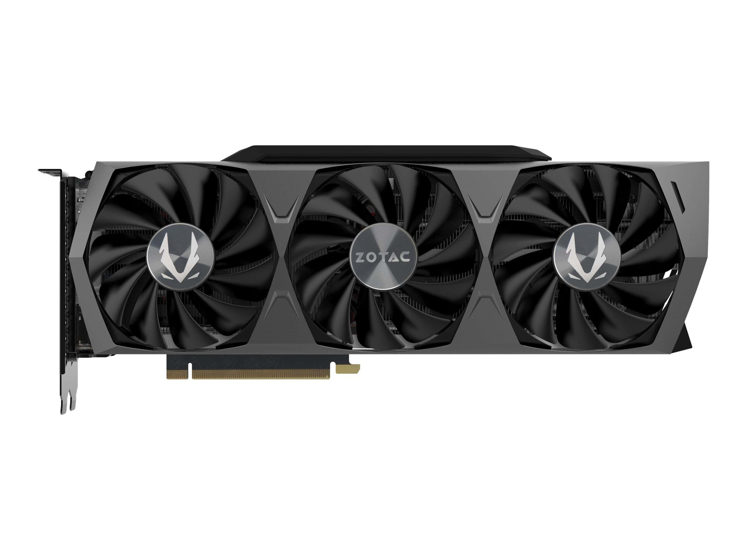 ZOTAC GAMING GeForce RTX 3080 Ti Trinity OC - Grafikkarten
