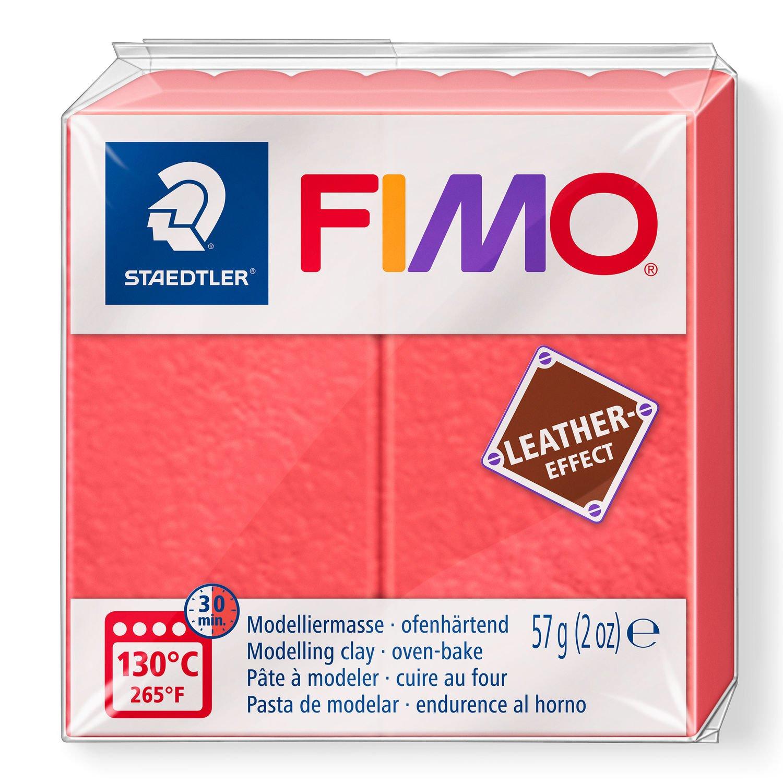 Vorschau: STAEDTLER FIMO 8010 - Knetmasse - Pink - Erwachsene - 1 Stück(e) - Watermelon - 1 Farben