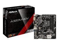 A320M-HDV AMD A320 Socket AM4 Micro ATX Motherboard