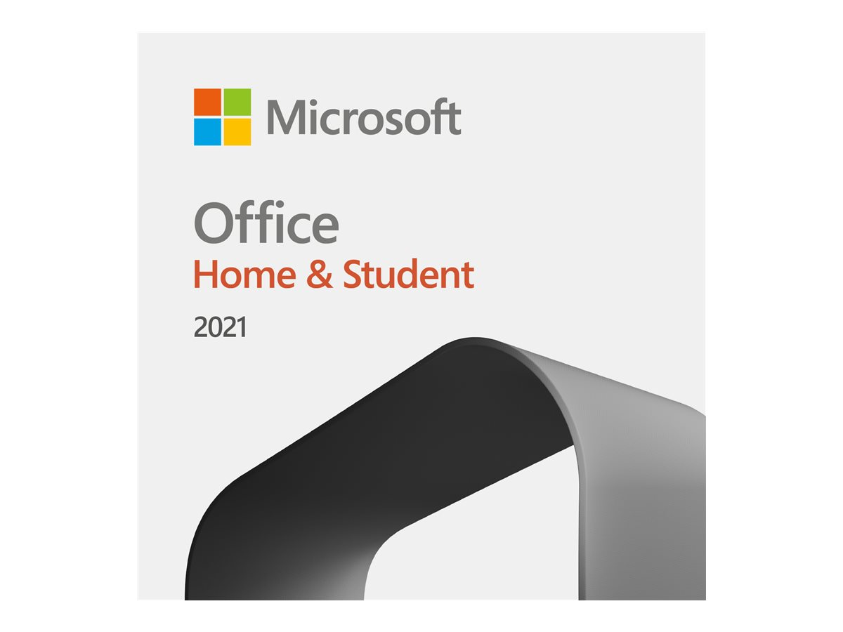 Microsoft Office Home and Student 2021 - Box-Pack