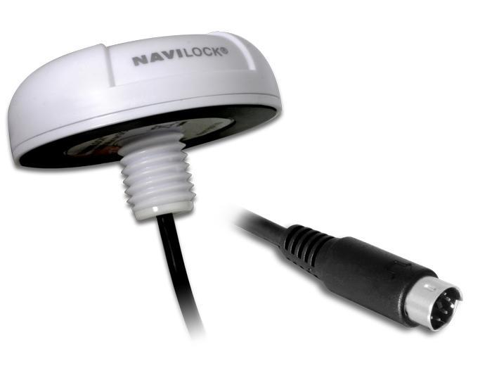 Navilock NL-8222MP - Seriell - L1 - 1575,42 MHz - 26 s - 1 s - GGA,GSA,GSV,RMC,VTG