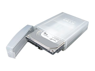 ICY BOX ICY BOX IB-AC602a - Festplattenlaufwerk-Schutzgehäuse