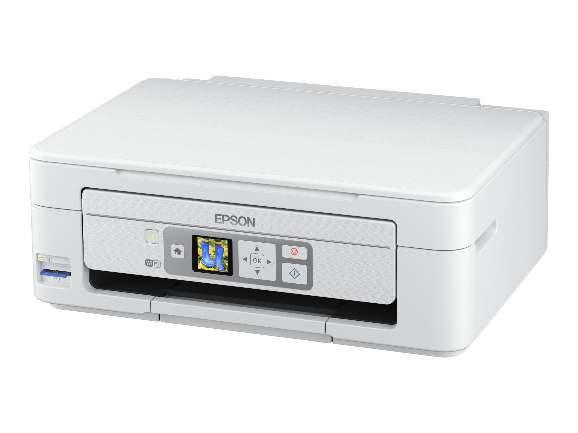 Epson Expression Home XP-355 - Multifunktionsdrucker - Farbe - Tintenstrahl - A4/Legal (Medien)