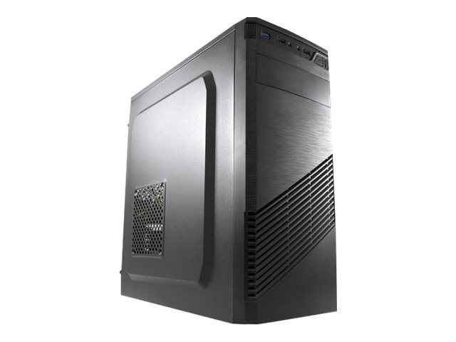 LC Power Classic 7037B - Midi Tower