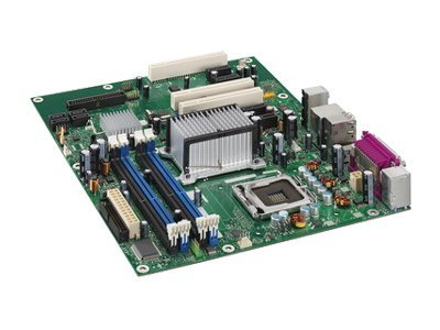 Preview: Intel Desktop Board DP965LT - Motherboard