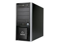 TERRA 1030 G3 WS2016E 3GHz E3-1220V6 400W Tower Server