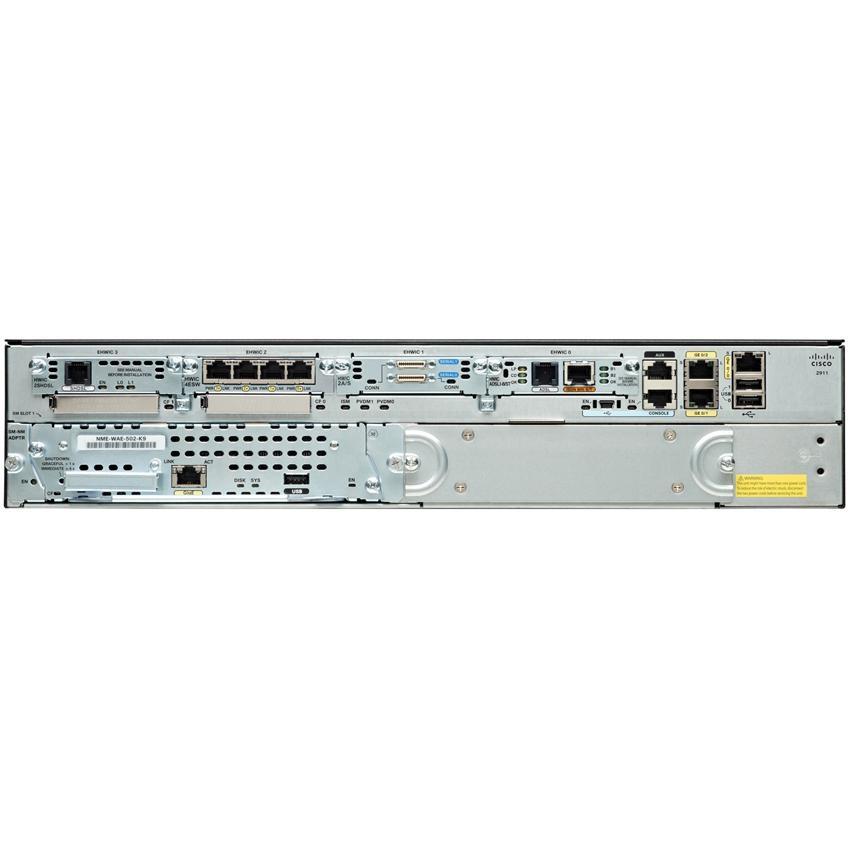 Cisco 2911 Voice Security Bundle (C2911-VSEC/K9)