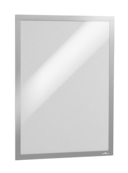 Durable Duraframe A3 zilver - in ophangbare etui - Grau - 1 Stück(e)