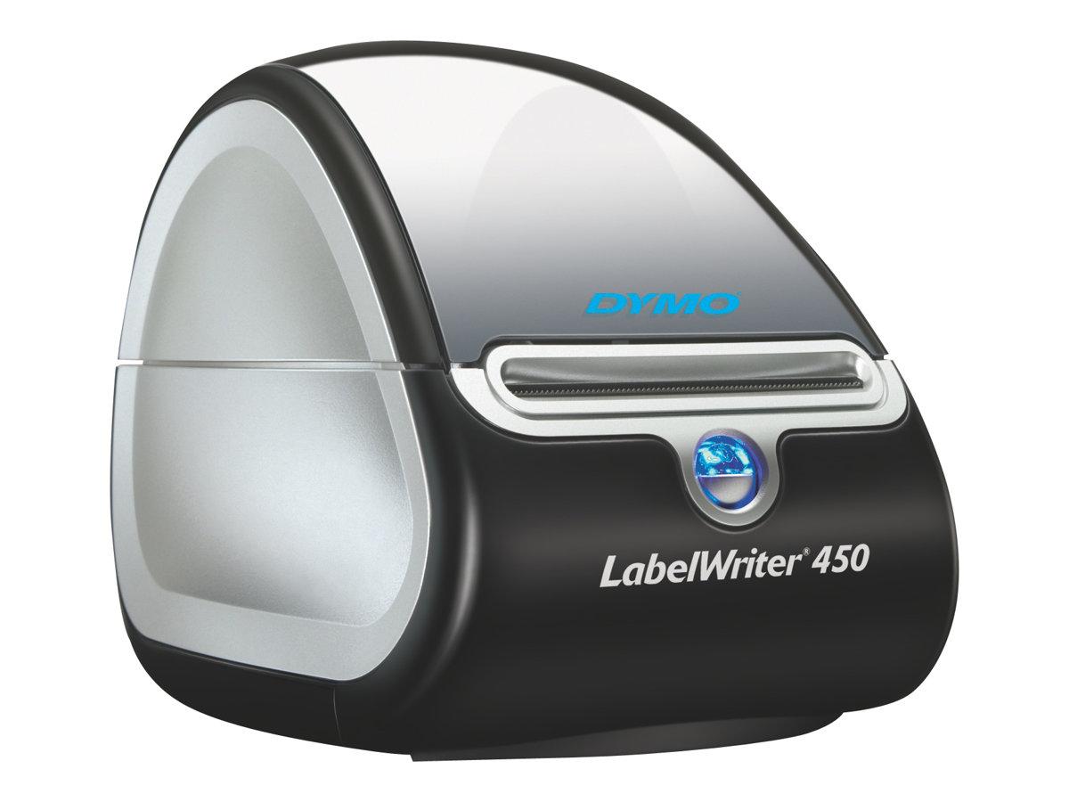 Dymo LabelWriter 450 - Etikettendrucker - Thermodirekt - Rolle (6,2 cm)