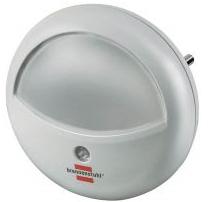 Brennenstuhl OL 02R - Stecker-Nachtlicht - Weiß - Kunststoff - IP20 - LED - 0,5 lm