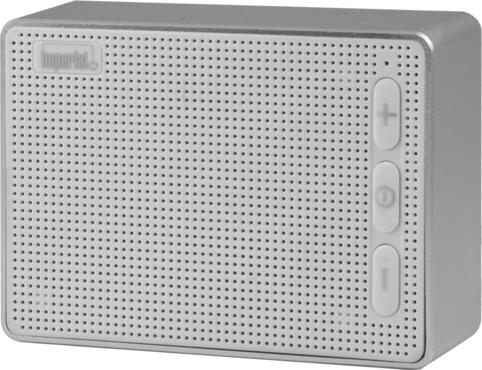 Imperial BAS 2 Mono portable speaker 3W Silber
