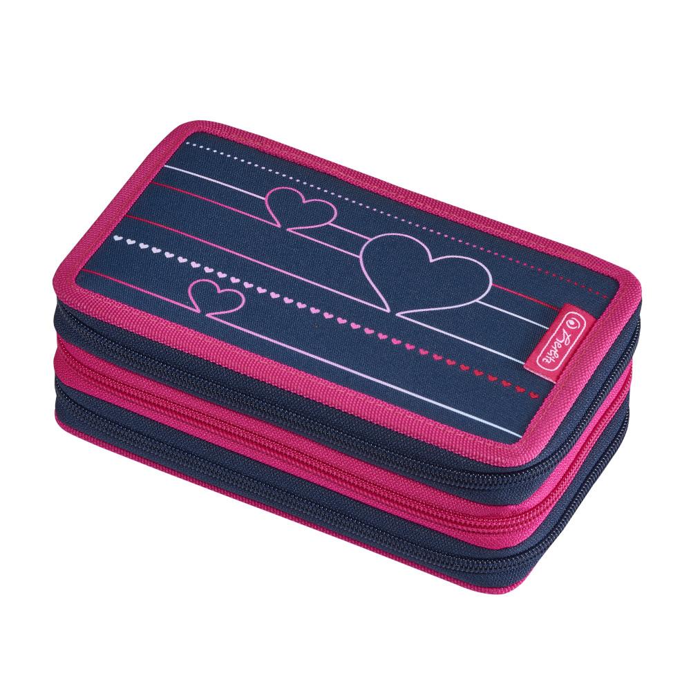 Herlitz Heartbeat - 31 Stück(e) - Pink - Violett - Polyester - Abbildung - 190 mm - 70 mm