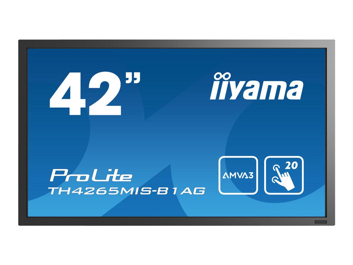"Iiyama ProLite TH4265MIS-B1AG - 106.7 cm (42"")"