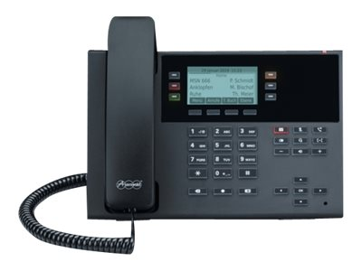 Auerswald COMfortel D-210 - VoIP-Telefon mit Rufnummernanzeige