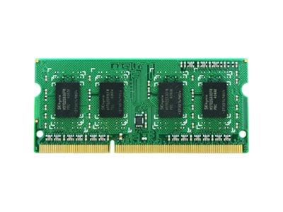 Synology DDR3L - 4 GB - SO DIMM 204-PIN - 1866 MHz / PC3L-14900