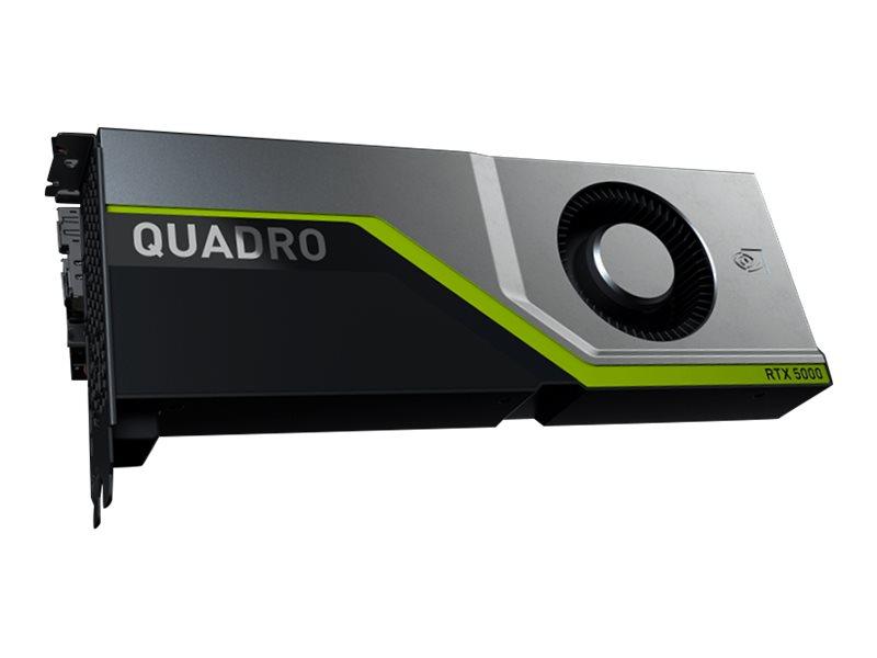 PNY NVIDIA Quadro RTX 5000 - Grafikkarten - Quadro RTX 5000