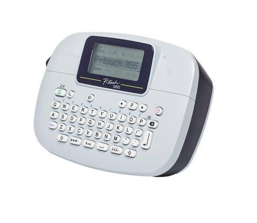 Brother P-Touch PT-M95 - Beschriftungsgerät - monochrom