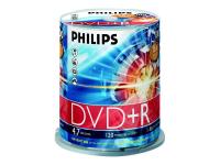 100 x DVD+R - 4.7 GB 16x - Spindel