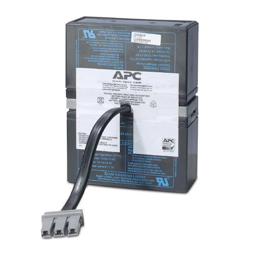 APC Replacement Battery Cartridge #33 Plombierte Bleisäure (VRLA) Wiederaufladbare Batterie