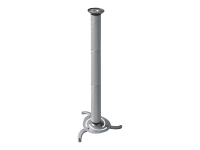 Beamer-Deckenhalterung - Zimmerdecke - 15 kg - Silber - 80 - 980 mm - 360° - 360°