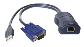 Lindy MC5 Computer Access Modul USB & VGA - Kabel