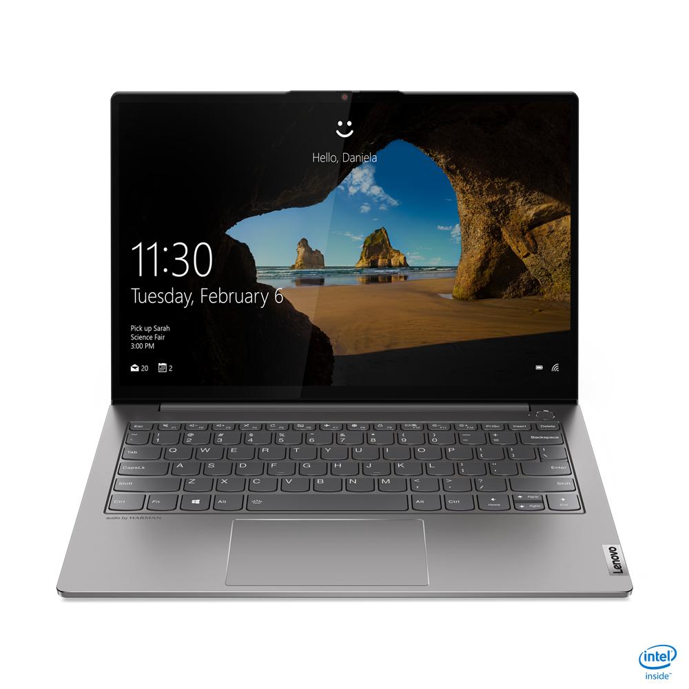 Lenovo ThinkBook 13s - Intel Core i7-11xxx - 33,8 cm (13.3 Zoll) - 1920 x 1200 Pixel - 16 GB - 512 GB - Windows 10 Pro
