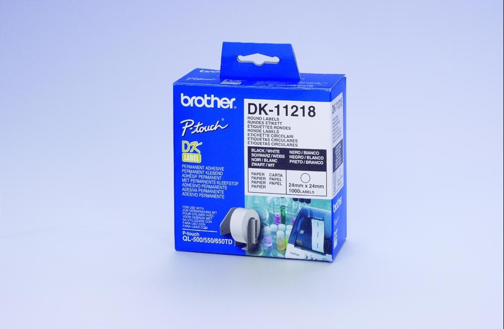Brother DK-11218 Etiketten / Beschriftungsbänder