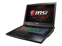 Gaming GT73VR 7RF(Titan Pro)-296 2.9GHz i7-7820HK 17.3Zoll 1920 x 1080Pixel Schwarz Notebook