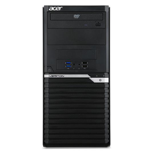 Acer Veriton M4650G 3GHz i5-7400 Schwarz PC