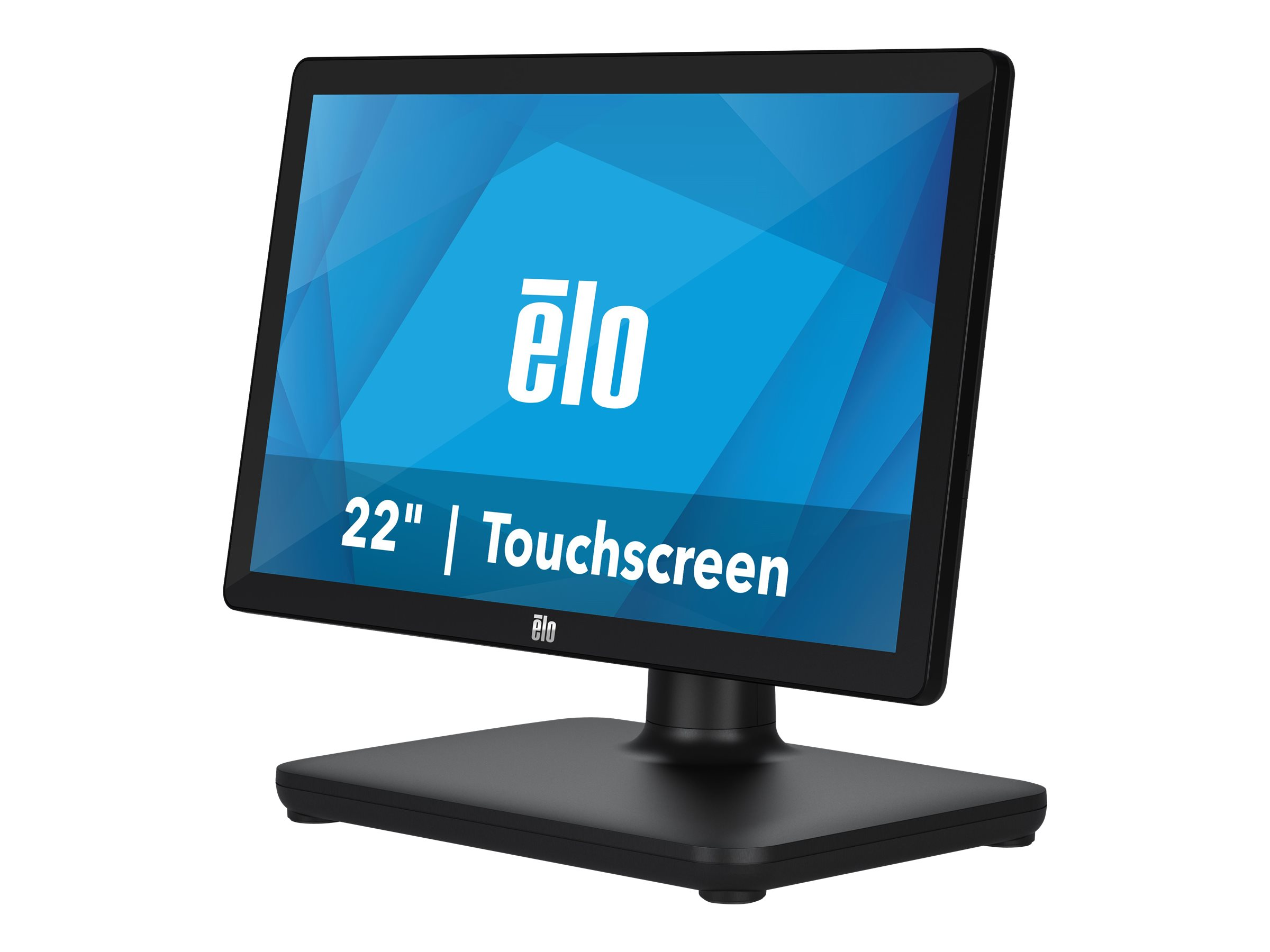 Elo Touch Solutions EloPOS System i2 - Standfuß mit I/O-Hub - All-in-One (Komplettlösung)