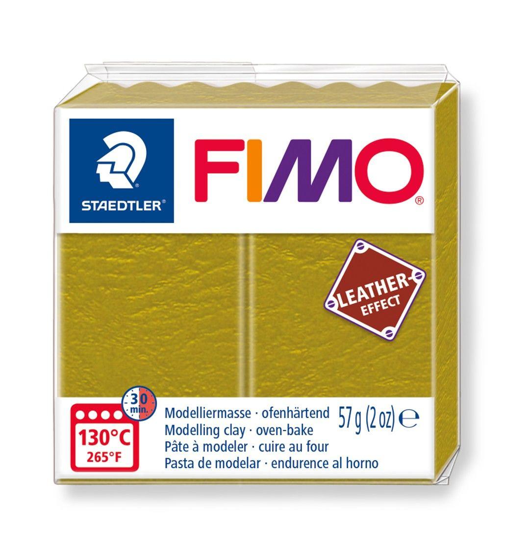 Vorschau: STAEDTLER FIMO 8010 - Knetmasse - Olive - Erwachsene - 1 Stück(e) - 1 Farben - 130 °C