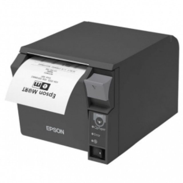 Epson TM-T70II (972) Thermodruck POS printer 180 x 180DPI Schwarz
