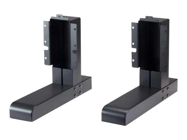 """AG Neovo STD-03 - Befestigungskit (2 Beine) für LCD-/Plasmafernseher - Bildschirmgröße: 106.7 cm (42"""")"""