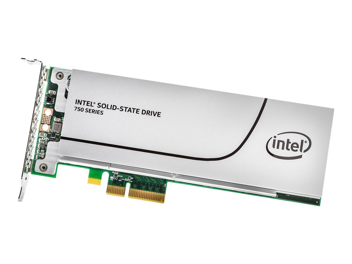 Intel Solid-State Drive 750 Series